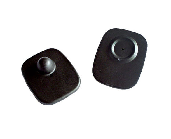 ABS Material EAS Hard Tag Magnetic Clothing Security Tags ROSH Certification