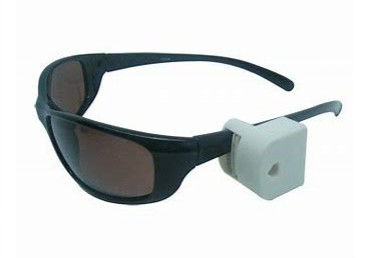 Anti - Theft Store Security Tags / RFID Optical Tag 360°Rotatable For Glasses