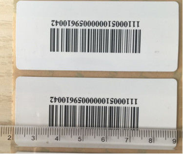 Flexible On Metal RFID Tags / Metal Mount RFID Tags With IP67 Waterproof Rating